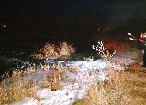 Frozen Pond Rescue Utah_353489