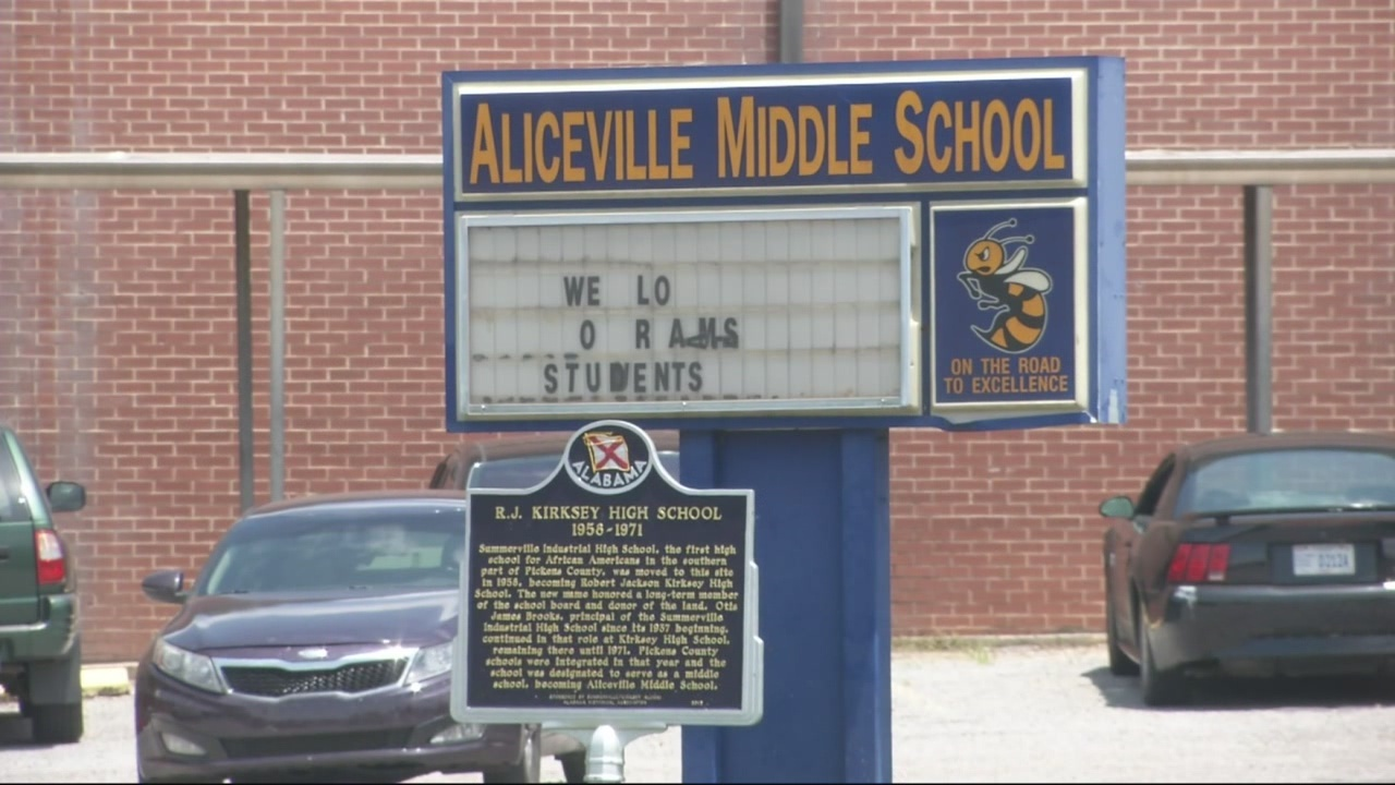 School changes in Pickens County