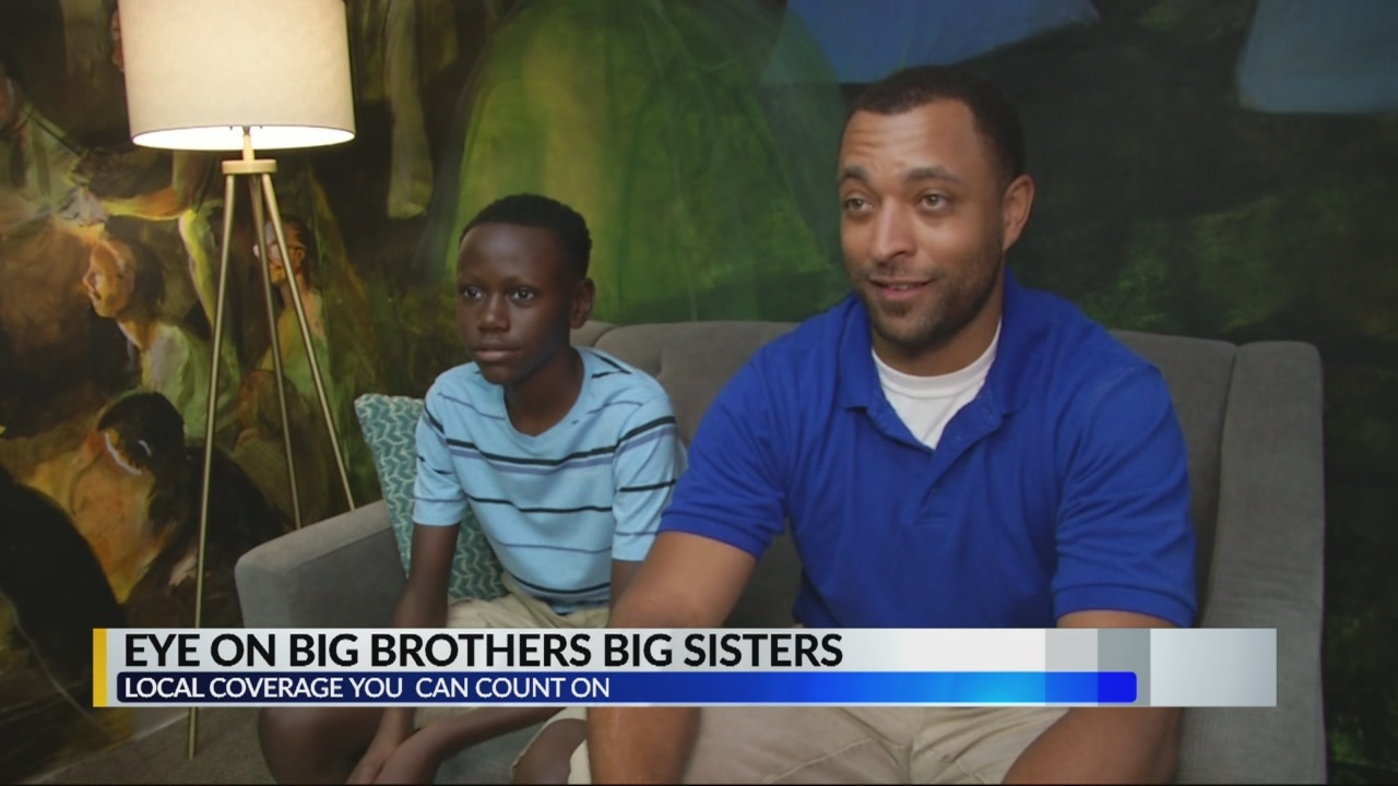 Big brothers big sisters 8/29/18