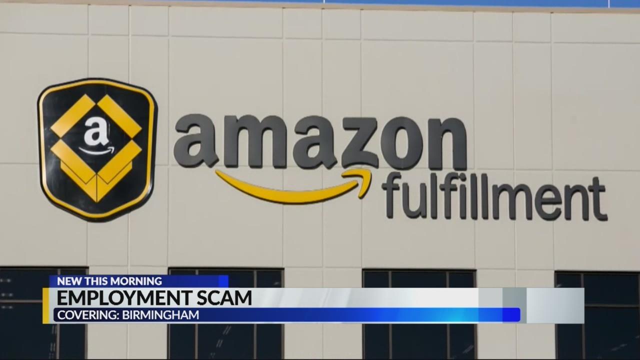 Employment scam