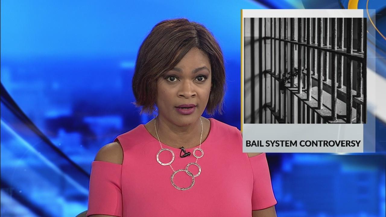 Bail system cullman county