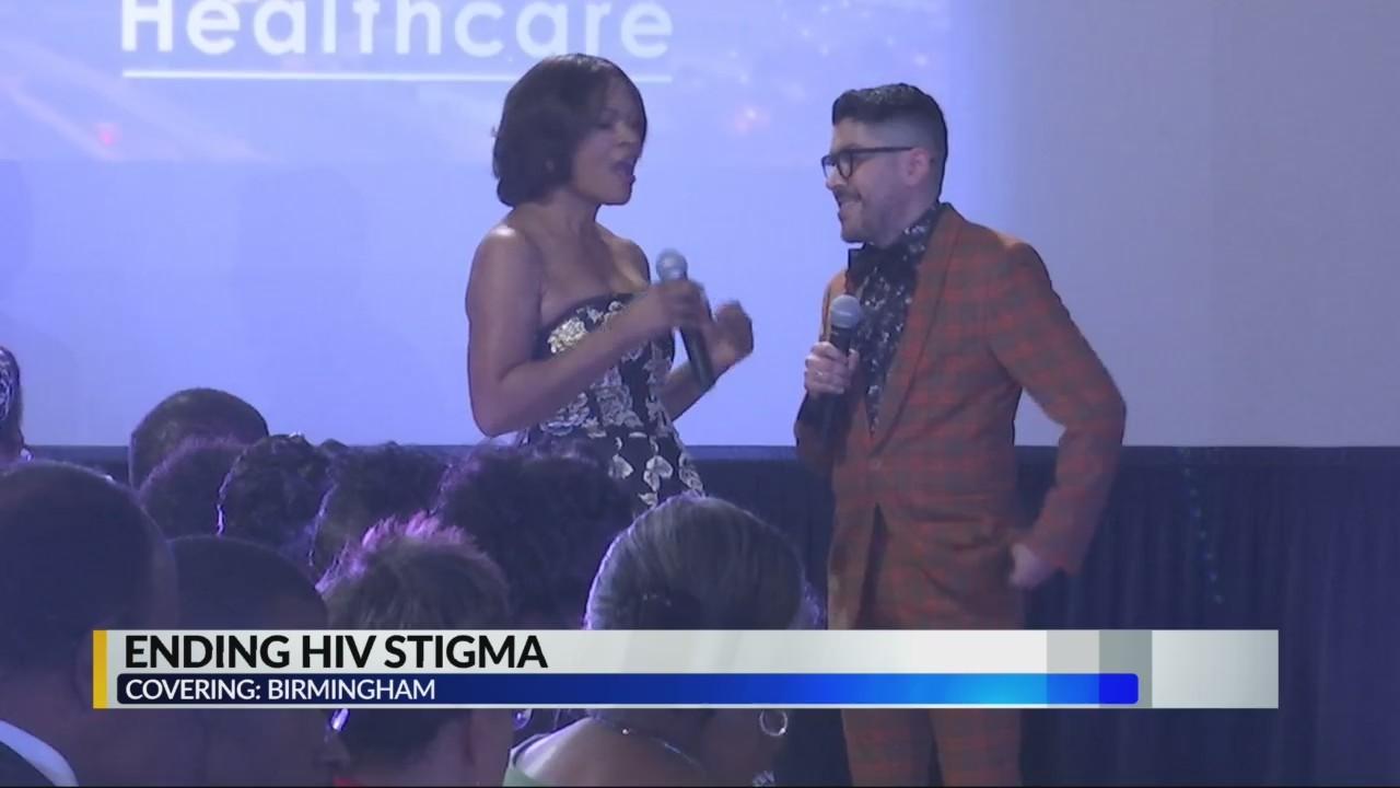 Birminglam: Ending the HIV stigma