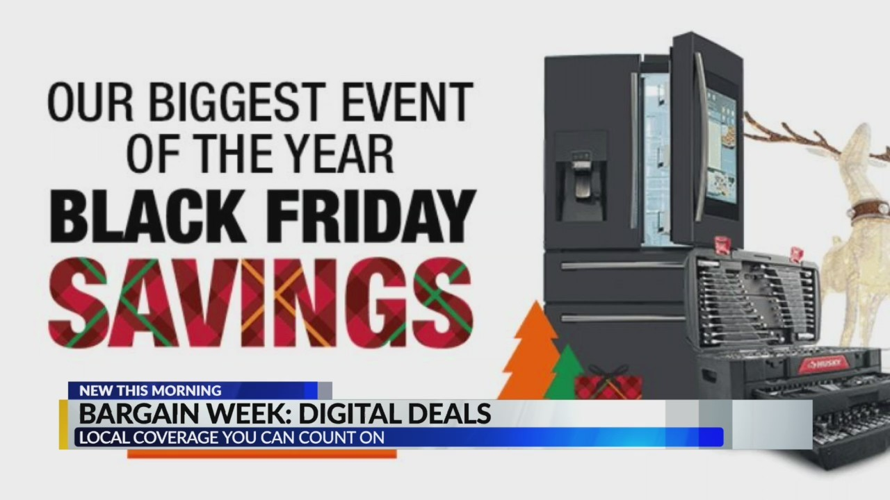 Bargain Week: Digital Deals