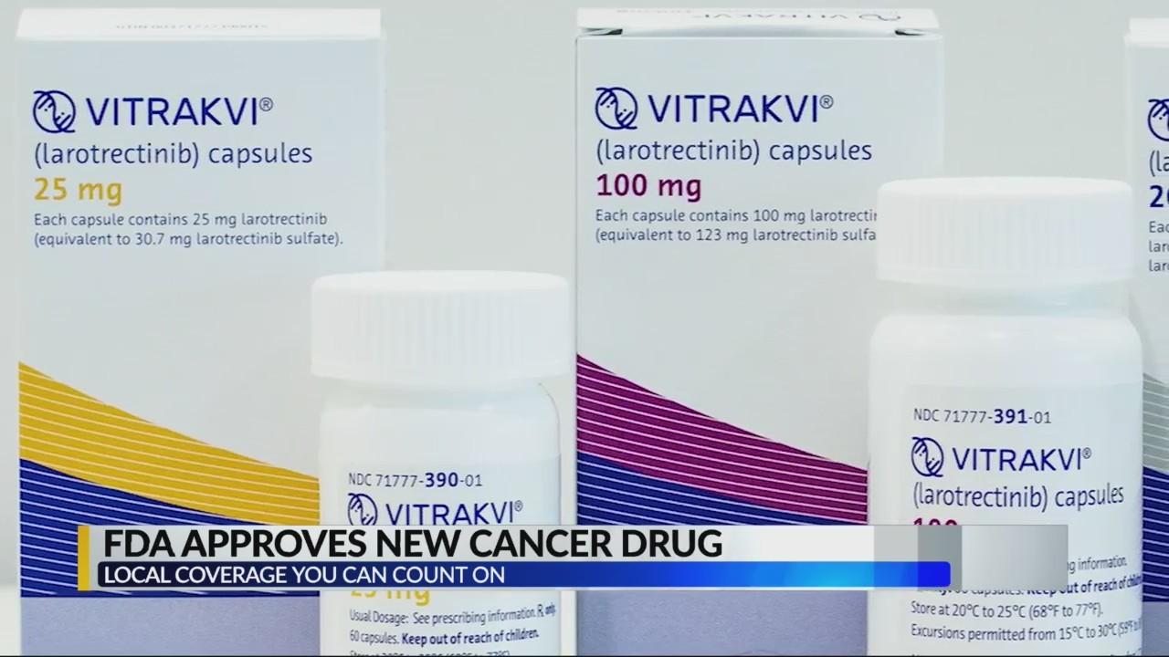 FDA approves expensive cancer treatment drug