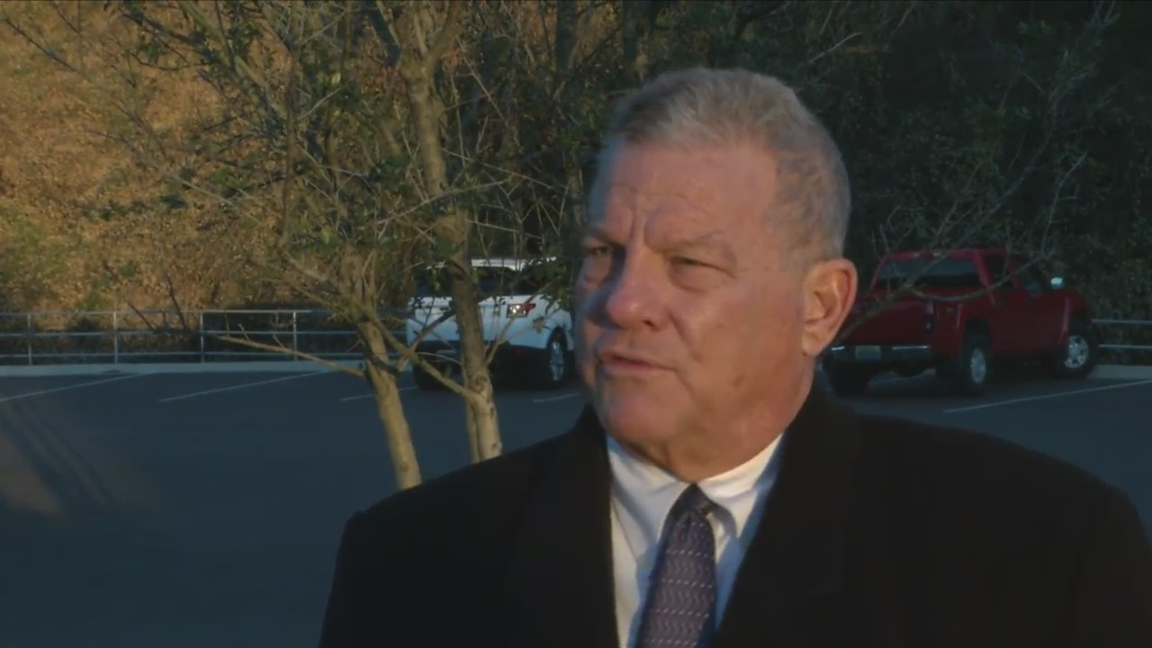 Jefferson County District Attorney Mike Anderton removed from office