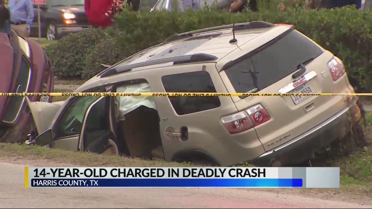 14-year-old charged in deadly crash