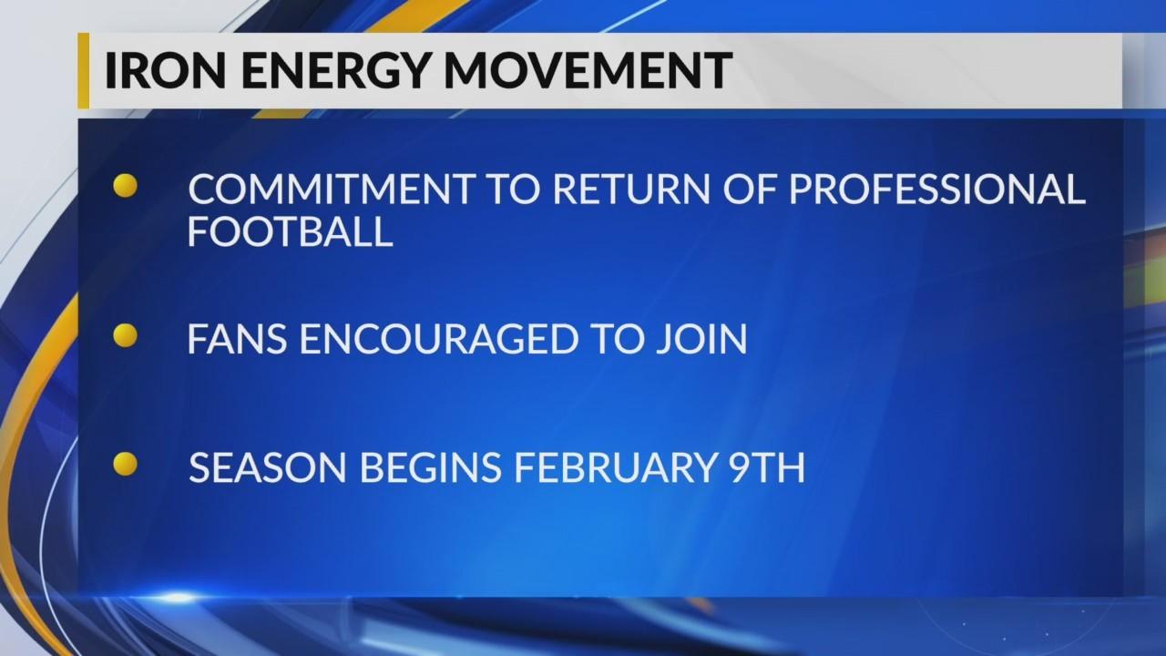 Birmingham Iron Energy movement