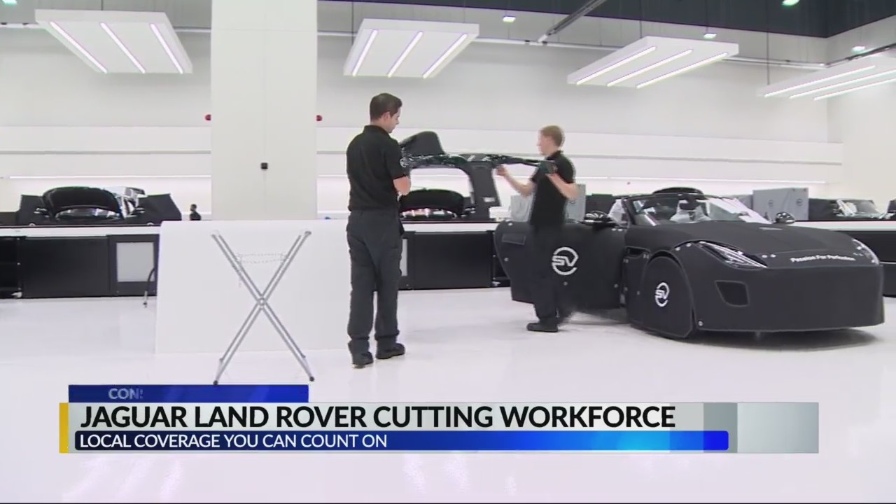 Jaguar-Land Rover cutting workforce