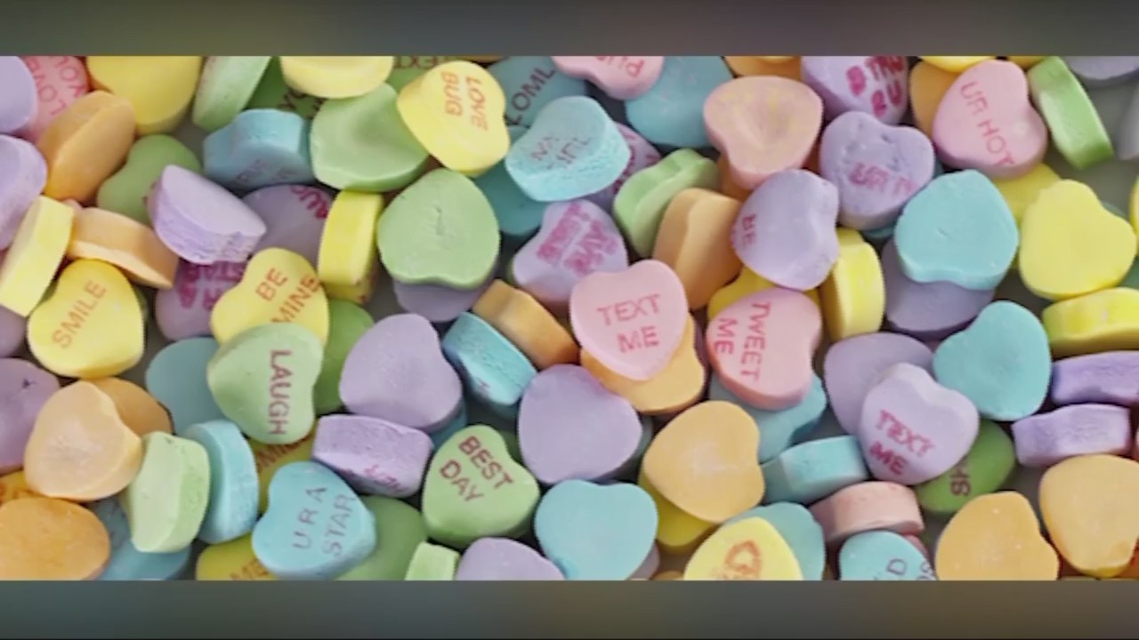 Sweethearts won't be on shelves this year