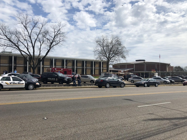 Robert E. Lee High School shooting