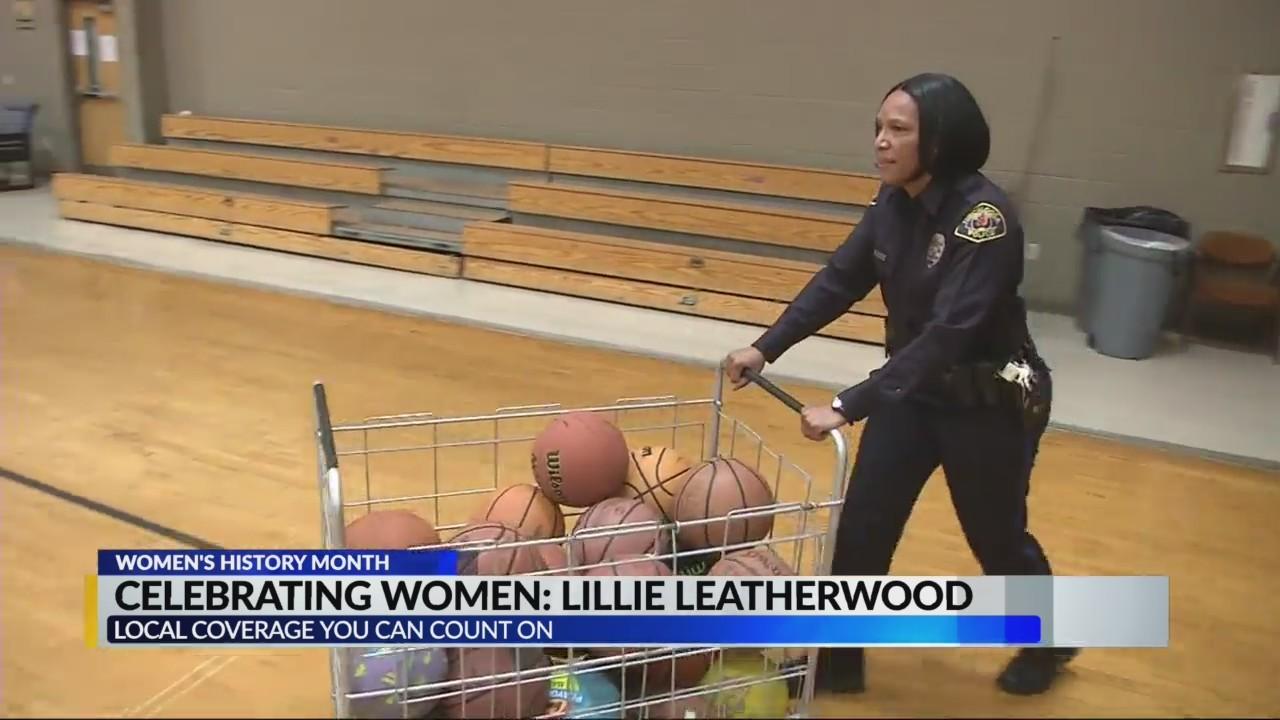 Celebrating Women: Police Officer Lillie Leatherwood