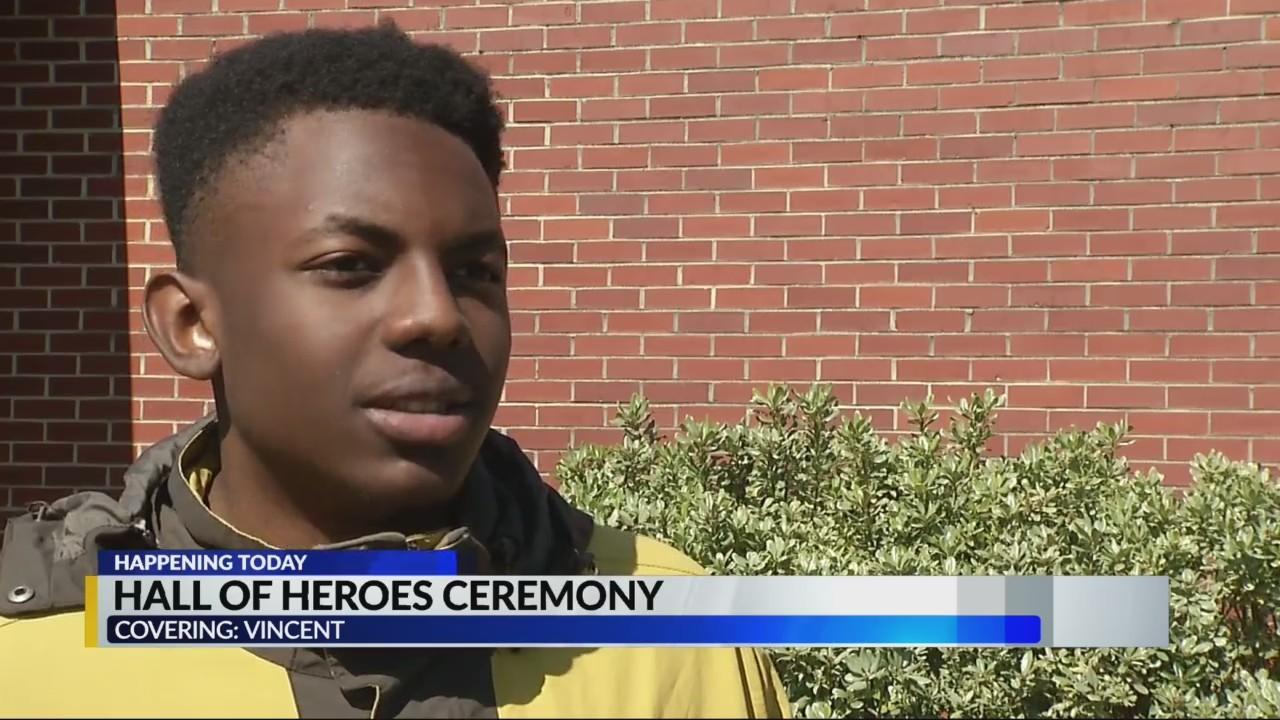 Halls of Heroes Ceremony