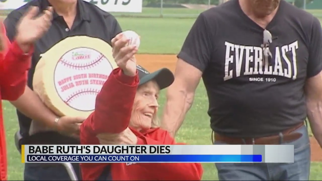 Last surviving daughter of Babe Ruth passes away