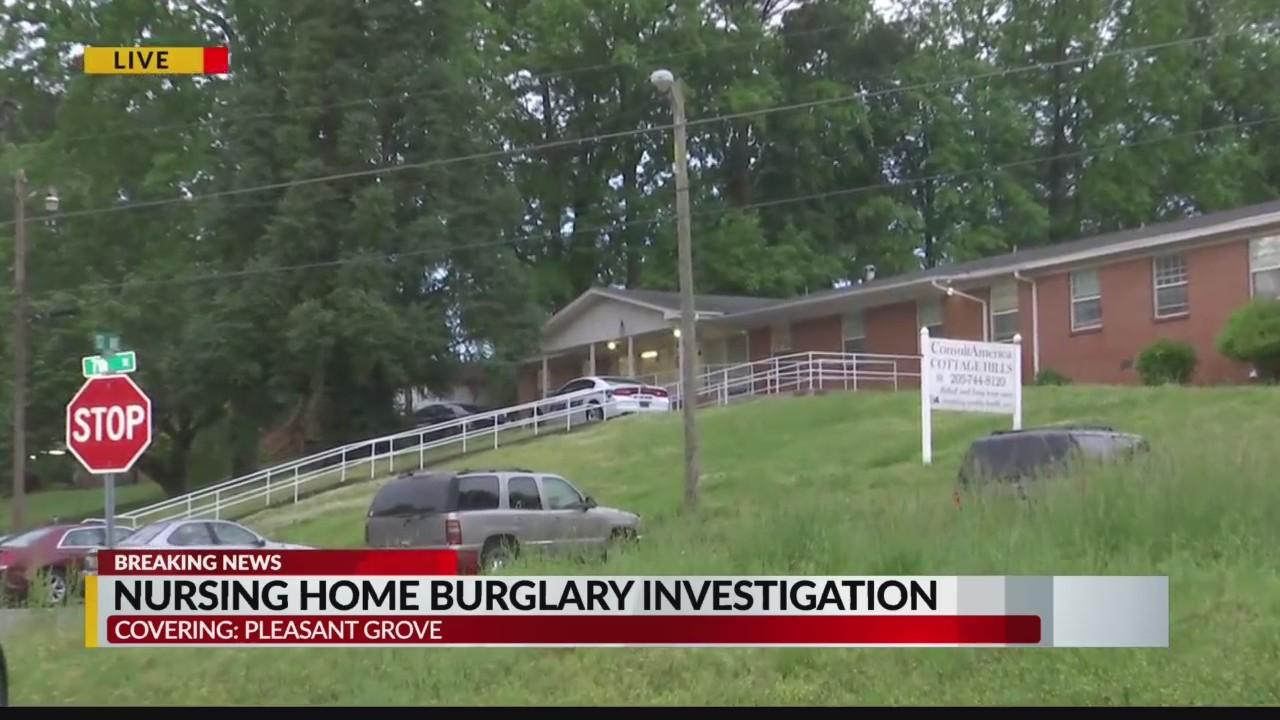 6:30 Update from Pleasant Grove Burglary