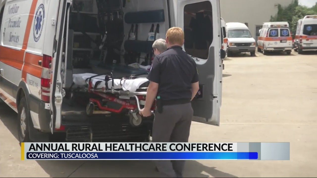 Annual rural healthcare conference in Tuscaloosa