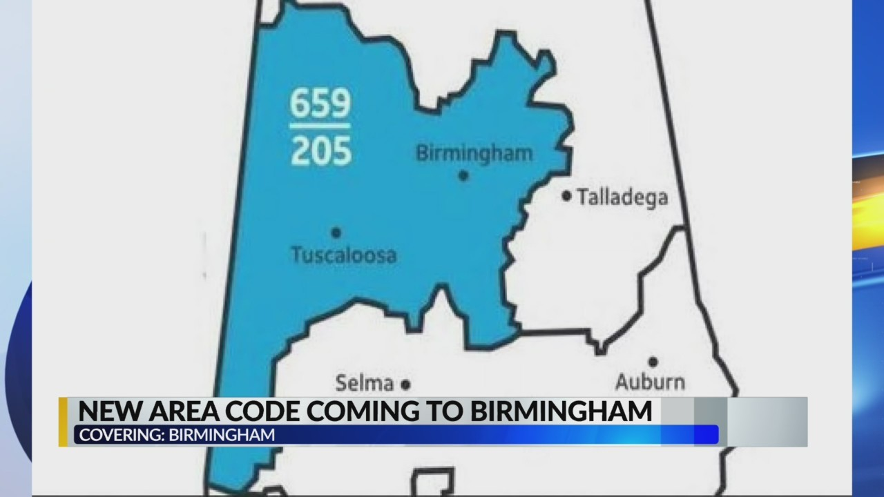 New Area Code Coming to Alabama