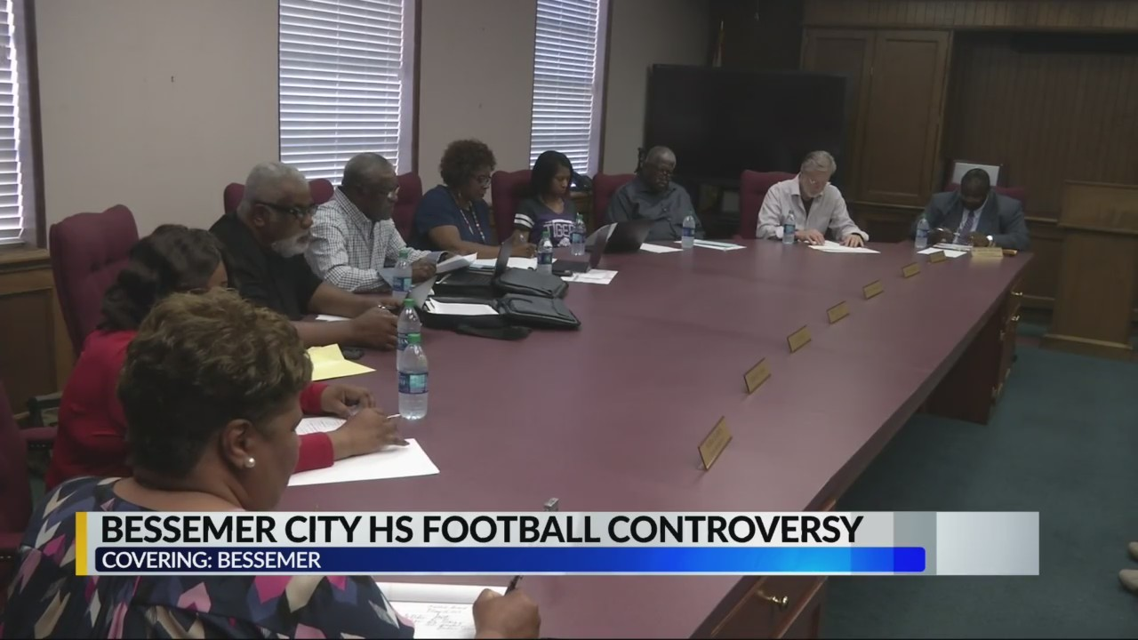 Bessemer City HS Football Controversy