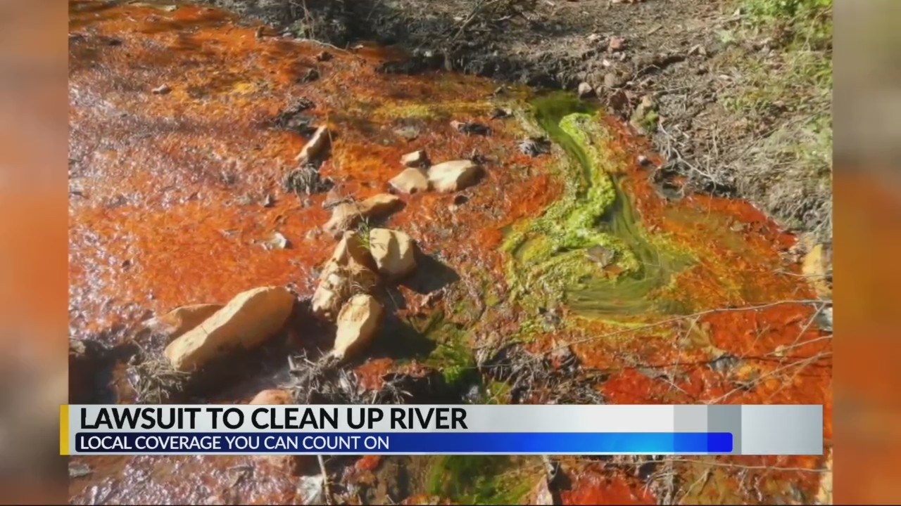 Black Warrior Riverekeeper cleaning up Locust Fork pollution