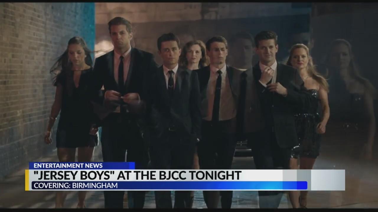 Jersey Boys TONIGHT