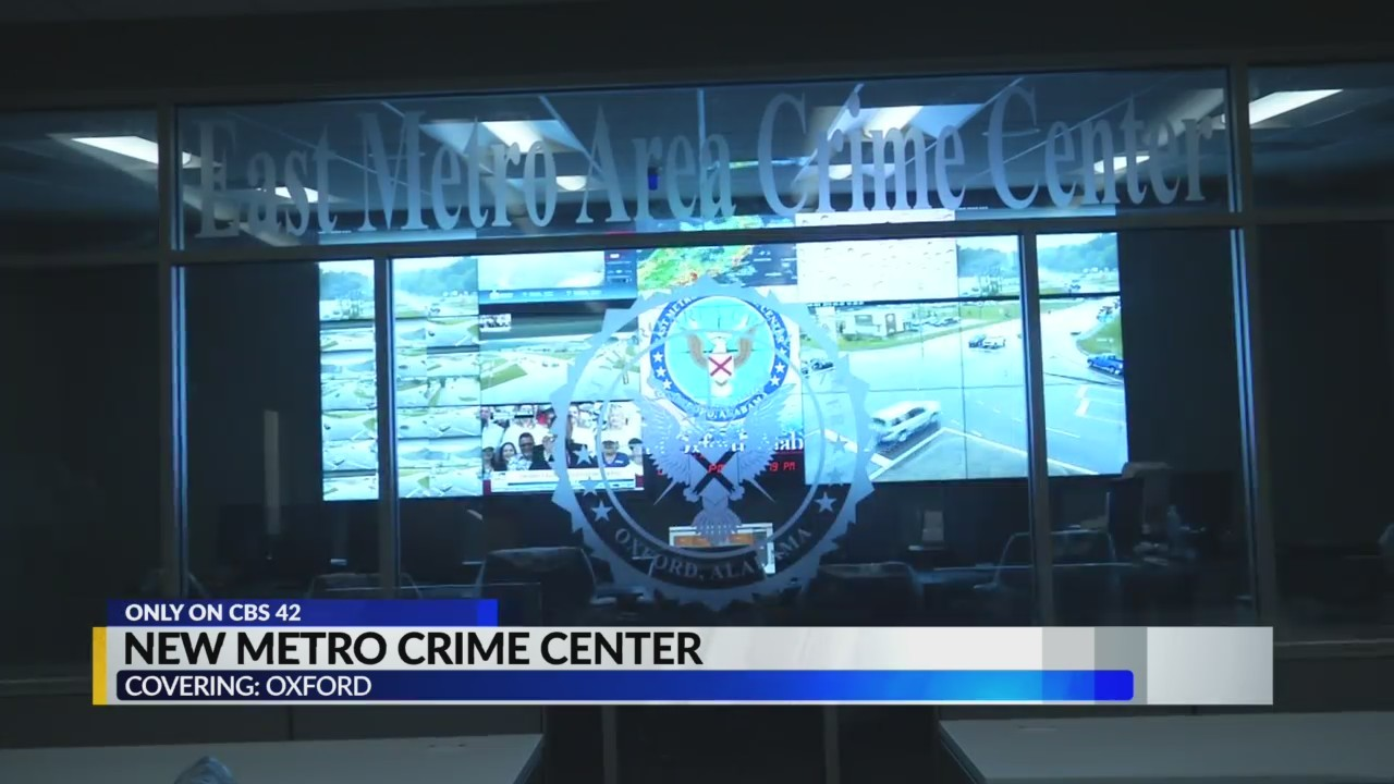 east metro area crime center in oxford