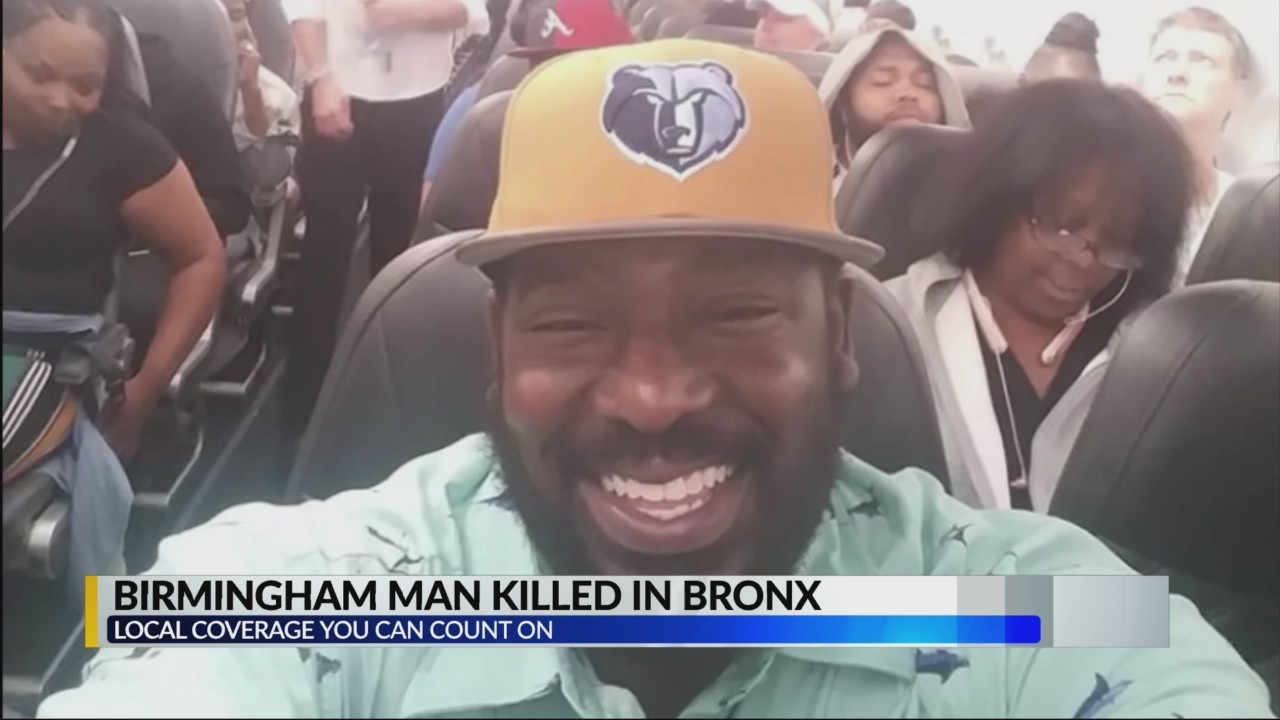 Birmingham man killed in Bronx, police searching for witness