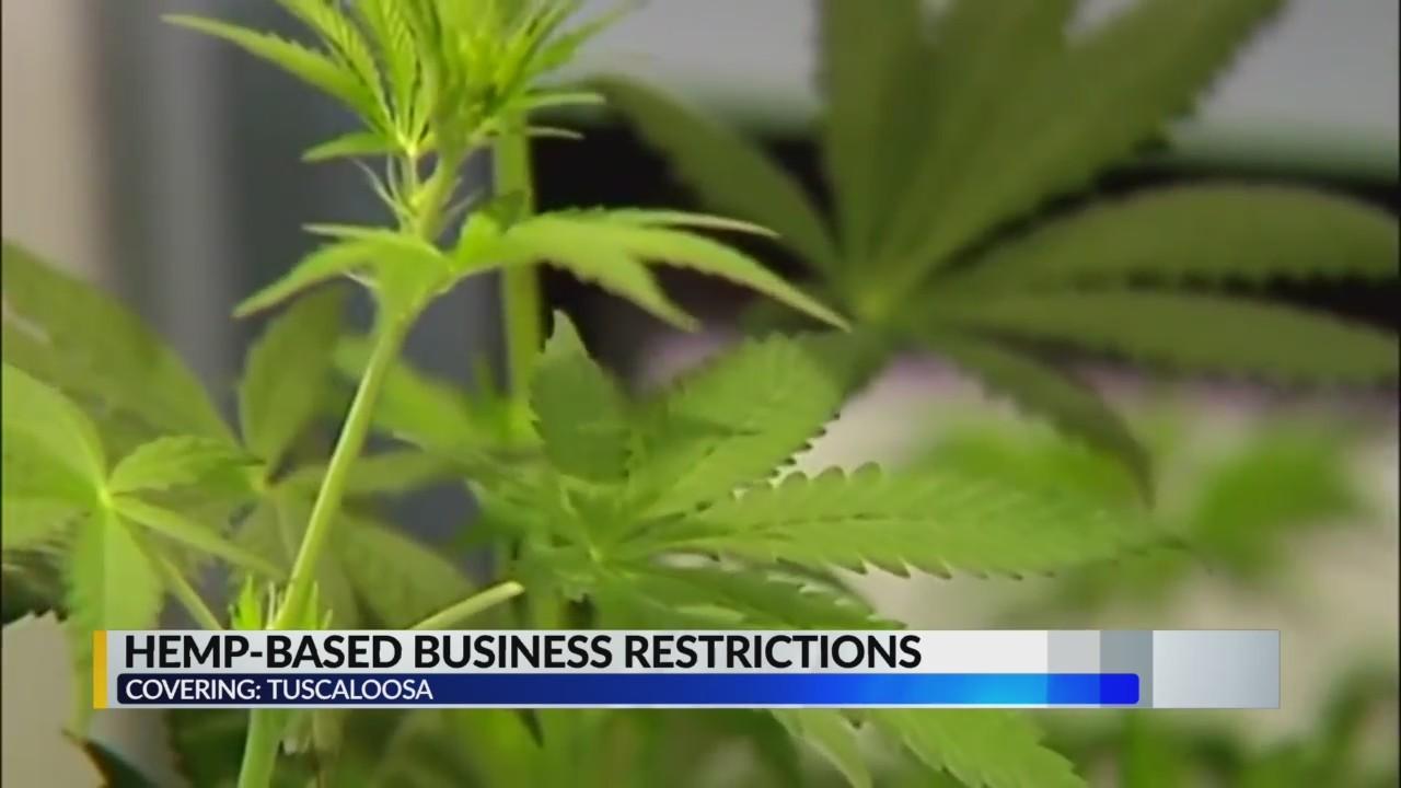 THC Restrictions