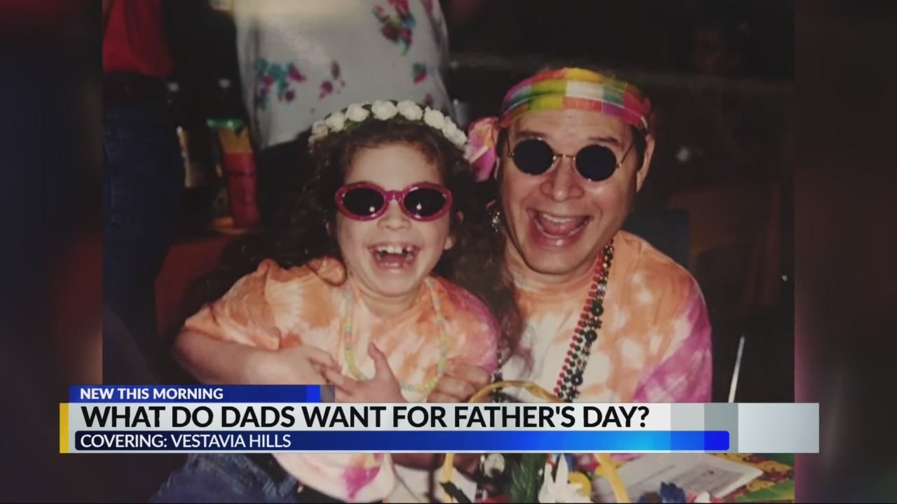 What do Dads want for Father's Day?
