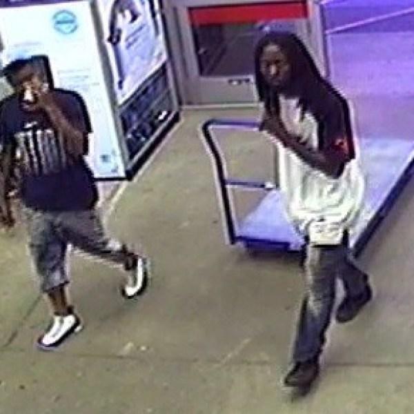 Leeds Theft Suspects