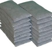 cuscini assorbenti grigi