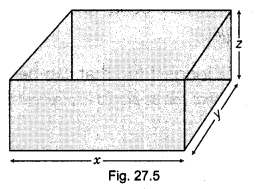 NCERT Class 9 Maths Lab Manual - Form a Cuboid and Find the Formula for its Surface Area 3