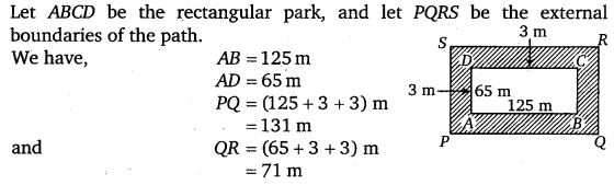 NCERT Solutions for Class 7 Maths Chapter 11 Perimeter and Area 46