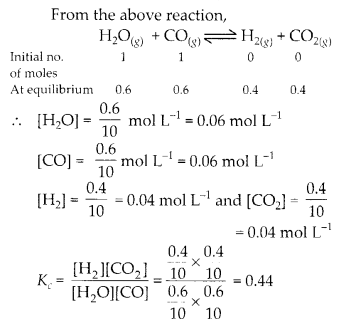 NCERT Solutions for Class 11 Chemistry Chapter 7 Equilibrium 14