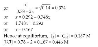 NCERT Solutions for Class 11 Chemistry Chapter 7 Equilibrium 17