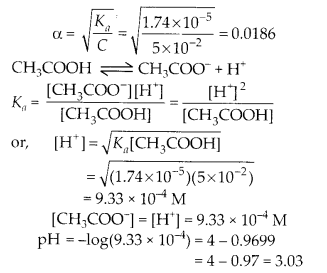 NCERT Solutions for Class 11 Chemistry Chapter 7 Equilibrium 51