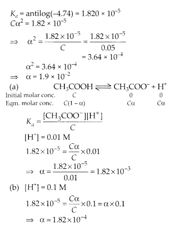 NCERT Solutions for Class 11 Chemistry Chapter 7 Equilibrium 59