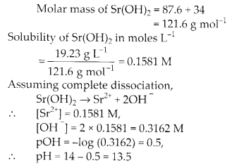 NCERT Solutions for Class 11 Chemistry Chapter 7 Equilibrium 64
