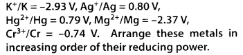 NCERT Solutions for Class 11 Chemistry Chapter 8 Redox Reactions 47