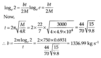 NCERT Solutions for Class 11 Physics Chapter 14 Oscillations 30
