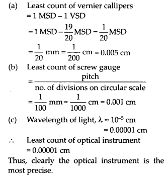 NCERT Solutions for Class 11 Physics Chapter 2 Units and Measurements 5