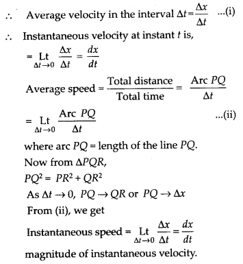 NCERT Solutions for Class 11 Physics Chapter 3 Motion in a Straight Line 20