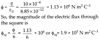NCERT Solutions for Class 12 Physics Chapter 1 Electric Charges and Fields 17