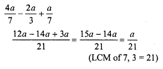 Selina Concise Mathematics Class 7 ICSE Solutions Chapter 11 Fundamental Concepts (Including Fundamental Operations) Ex 11E 84