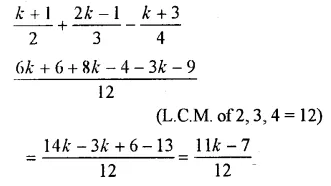 Selina Concise Mathematics Class 7 ICSE Solutions Chapter 11 Fundamental Concepts (Including Fundamental Operations) Ex 11E 94