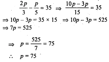 Selina Concise Mathematics Class 7 ICSE Solutions Chapter 12 Simple Linear Equations Ex 12C 64