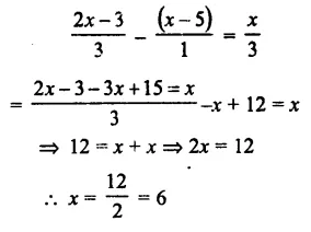 Selina Concise Mathematics Class 7 ICSE Solutions Chapter 12 Simple Linear Equations Ex 12C 80