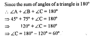 Selina Concise Mathematics Class 7 ICSE Solutions Chapter 15 Triangles Ex 15A 3