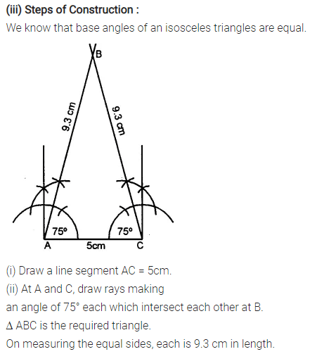 Selina Concise Mathematics Class 7 ICSE Solutions Chapter 15 Triangles Ex 15C 49