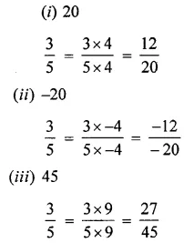 Selina Concise Mathematics Class 7 ICSE Solutions Chapter 2 Rational Numbers Ex 2A 12
