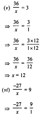 Selina Concise Mathematics Class 7 ICSE Solutions Chapter 2 Rational Numbers Ex 2A 19
