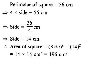 Selina Concise Mathematics Class 7 ICSE Solutions Chapter 20 Mensuration Ex 20B 32